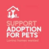 Support Adoption for Pets Fundraising